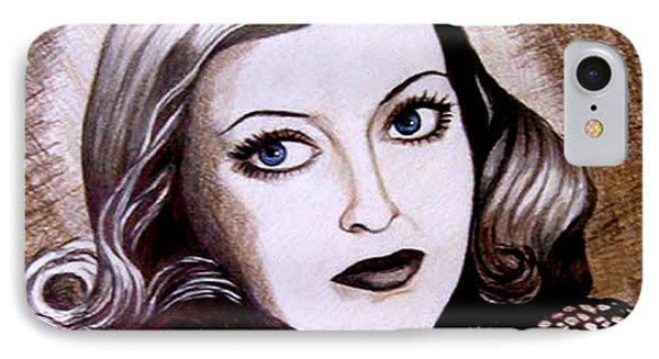 Bette Davis 1941 IPhone Case