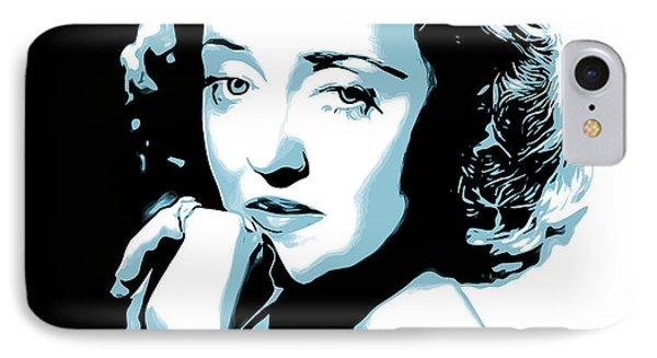 Bette Davis IPhone Case