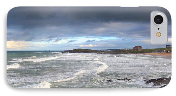 IPhone Case featuring the photograph Between Cornish Storms 1 by Nicholas Burningham