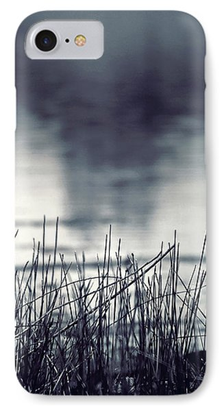 IPhone Case featuring the photograph Between The Waters by Trish Mistric