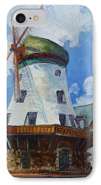 Bevo Mill - St. Louis IPhone Case by Irek Szelag