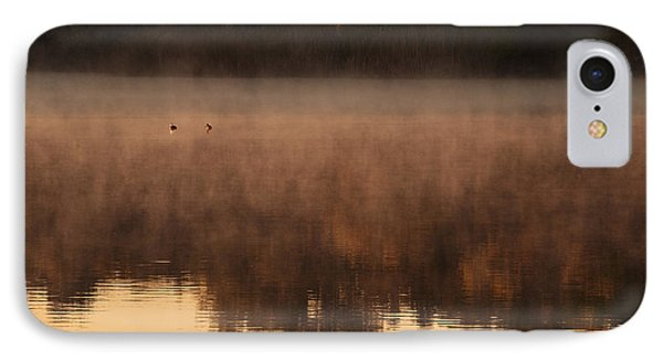 IPhone Case featuring the photograph Bev's Retreat by Tamyra Ayles