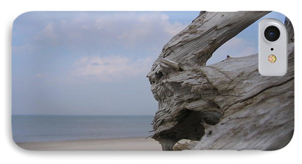 IPhone Case featuring the photograph Driftwood by Maciek Froncisz