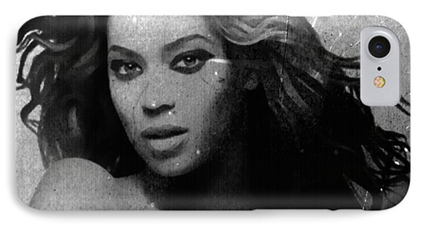 Beyonce Bw By Gbs Phone Case by Anibal Diaz