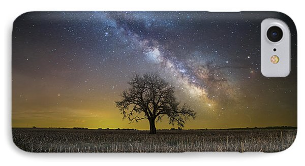 IPhone Case featuring the photograph Beyond by Aaron J Groen