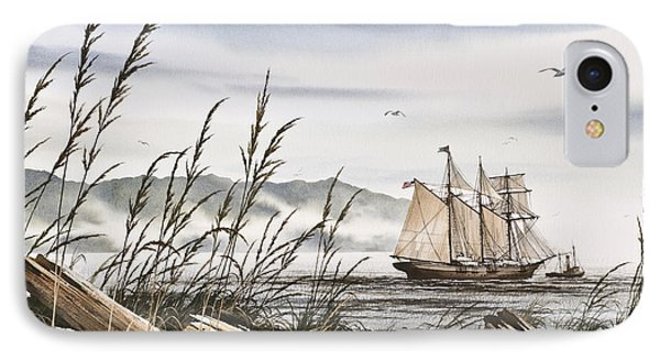 Beyond Driftwood Shores Phone Case by James Williamson