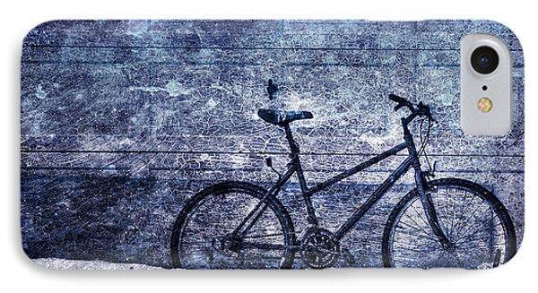 Bicycle Phone Case by Evelina Kremsdorf