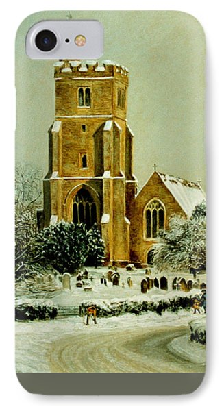 Biddenden Church Phone Case by Rosemary Colyer