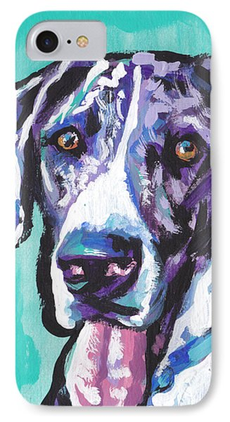 Big Baby Dane IPhone Case by Lea S