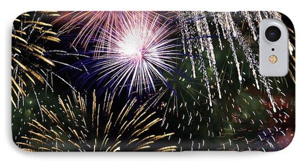 Big Bang Fireworks IPhone Case