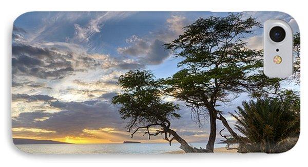 Big Beach Maui Hawaii Sunset IPhone Case by Dustin K Ryan