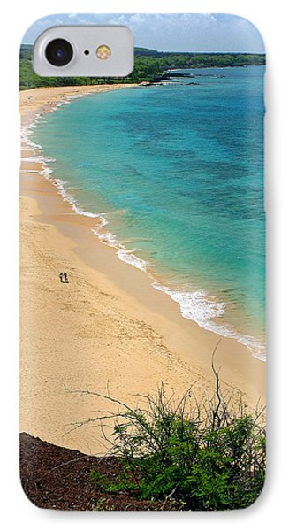 Big Beach Phone Case by Pierre Leclerc Photography
