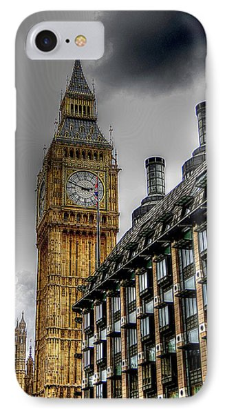 Big Ben And Parliament IPhone Case