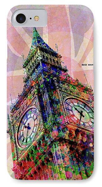 Big Ben IPhone Case by Gary Grayson