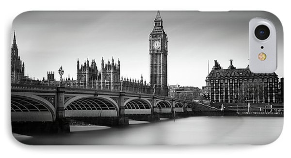 Big Ben IPhone 7 Case by Ivo Kerssemakers