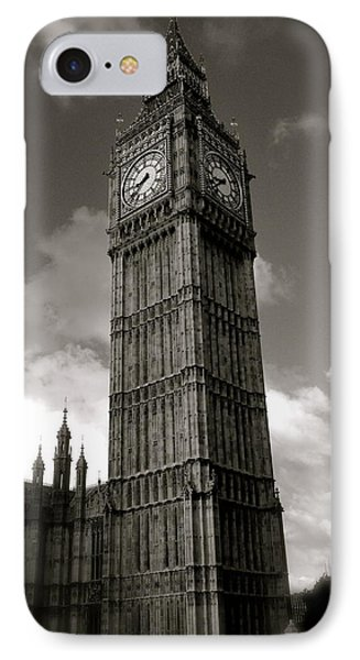 Big Ben IPhone Case by John Colley