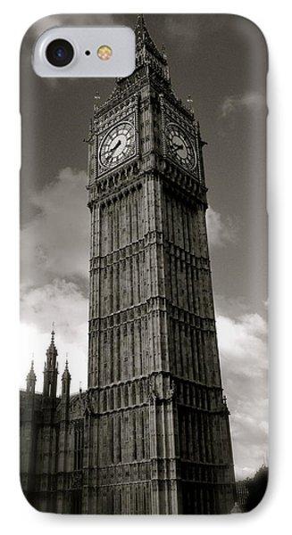 Big Ben Phone Case by John Colley