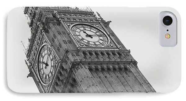Big Ben IPhone Case by Louise Fahy
