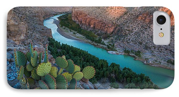 Big Bend Evening IPhone Case