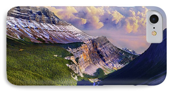 Big Bend IPhone Case by John Poon