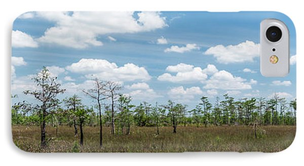 IPhone Case featuring the photograph Big Cypress Marshes by Jon Glaser