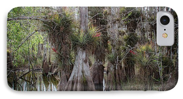 Big Cypress Preserve Phone Case by Bill Martin