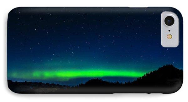 Big Dipper Northern Lights IPhone Case