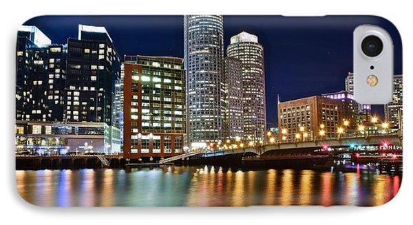 Big Dipper Over Boston IPhone Case