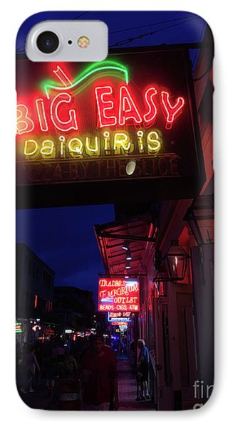 Big Easy Sign IPhone Case by Steven Spak