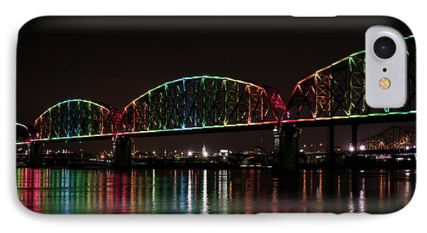 Big Four Bridge 2215 IPhone Case by Andrea Silies
