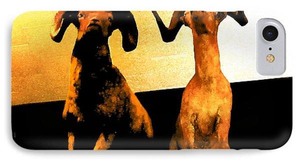 Big Game Canada - Fannin Sheep IPhone Case