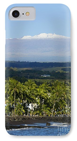Big Island, Hilo Bay Phone Case by Ron Dahlquist - Printscapes