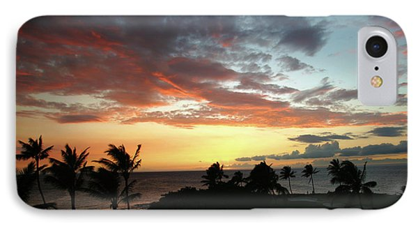 IPhone Case featuring the photograph Big Island Sunset #2 by Anthony Jones