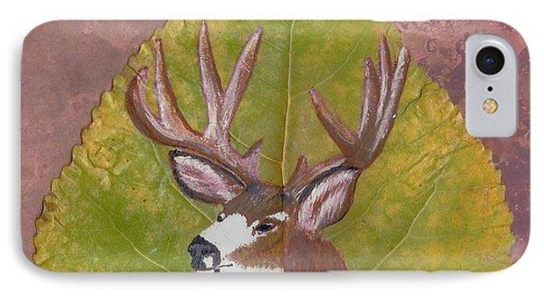 Big Mule Deer Buck IPhone Case by Ralph Root