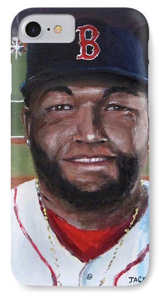 Big Papi IPhone Case