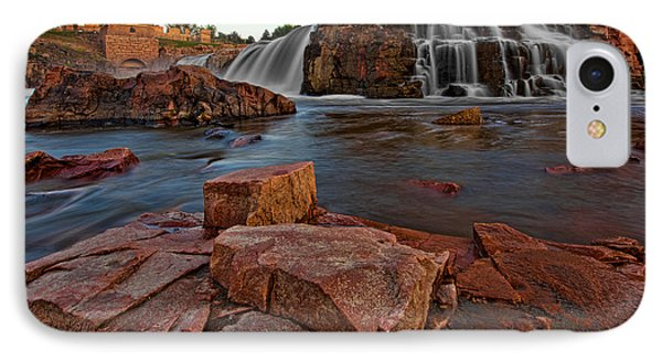 Big Sioux River Falls IPhone Case