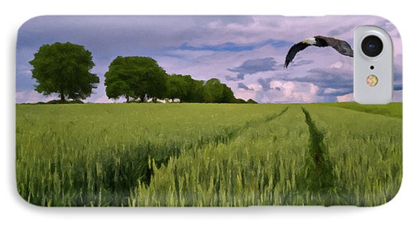 Big Sky IPhone Case by David Dehner