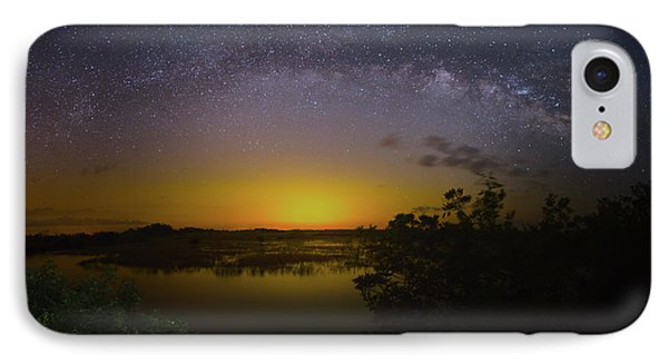 Big Sky Galaxy IPhone Case by Mark Andrew Thomas