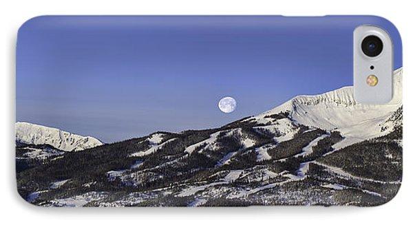 Big Sky Panorama IPhone Case