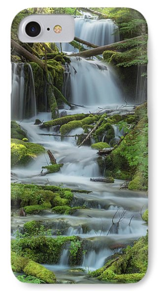 IPhone Case featuring the photograph Big Spring Creek by Angie Vogel