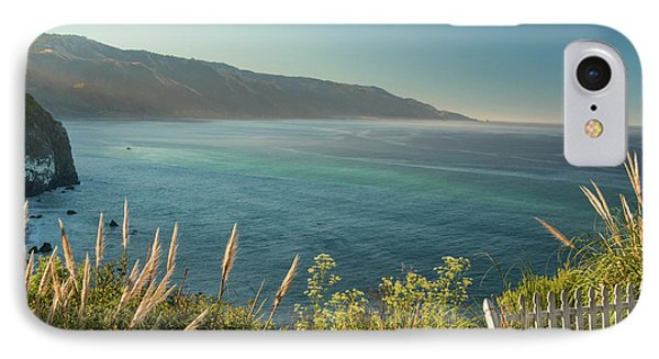 IPhone Case featuring the photograph Big Sur At Lucia, Ca by Dana Sohr