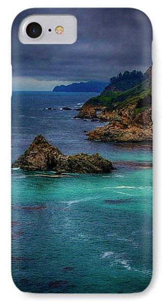 Big Sur Coastline IPhone Case by Joseph Hollingsworth