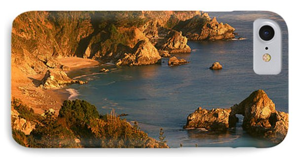 Big Sur In Springtime, California IPhone Case by Panoramic Images