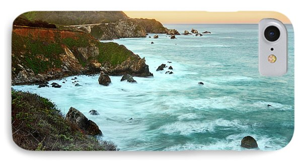 Big Sur Sunrise IPhone Case