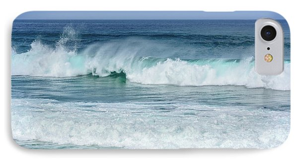 IPhone Case featuring the photograph Big Waves by Marion McCristall