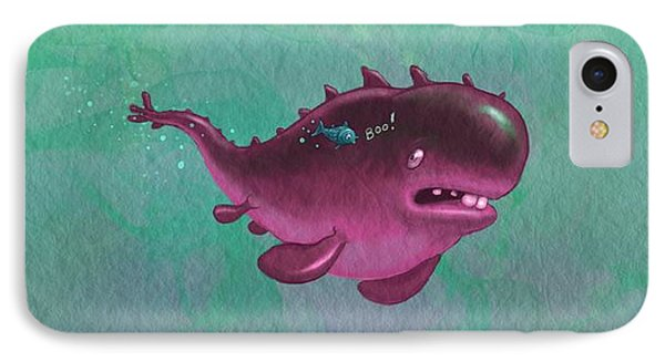 Bigfish IPhone Case by Andy Catling