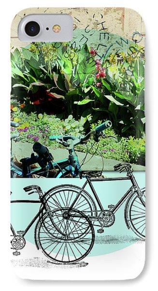 Bike Poster IPhone Case