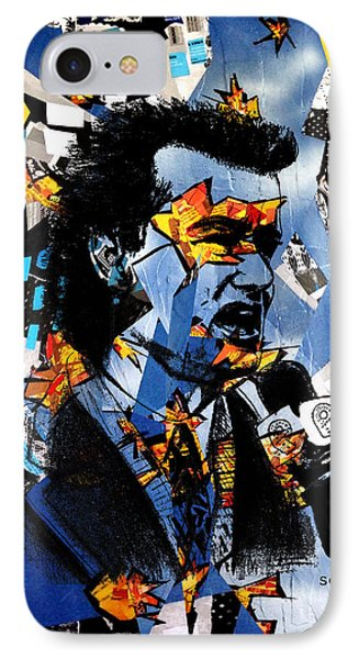 Bill Murray, City News - Og Autumn Remix IPhone Case by Soma79
