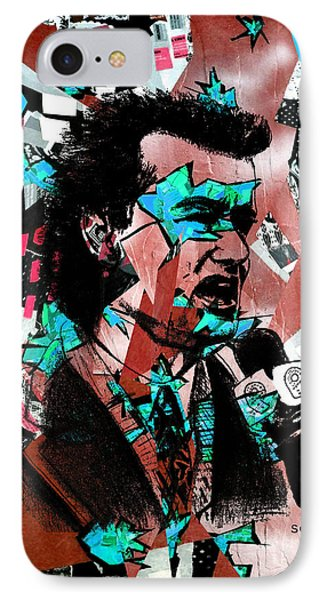 Bill Murray, City News - Og Summer Remix IPhone Case by Soma79