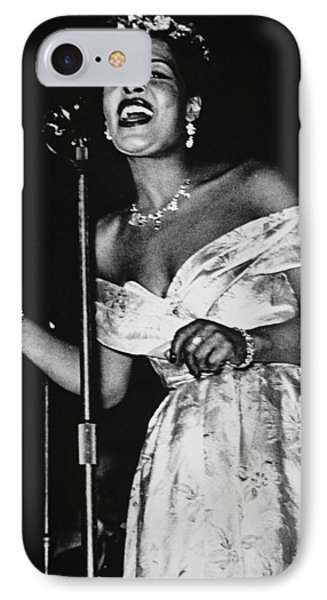 Billie Holiday Phone Case by American School